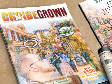 Choice Grown Magazine 7th Edition